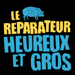 LE REPARATEUR Heureux et Gros CD 2016