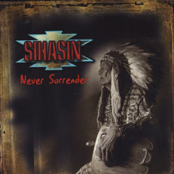 SIHASIN Never surrender CD 2012