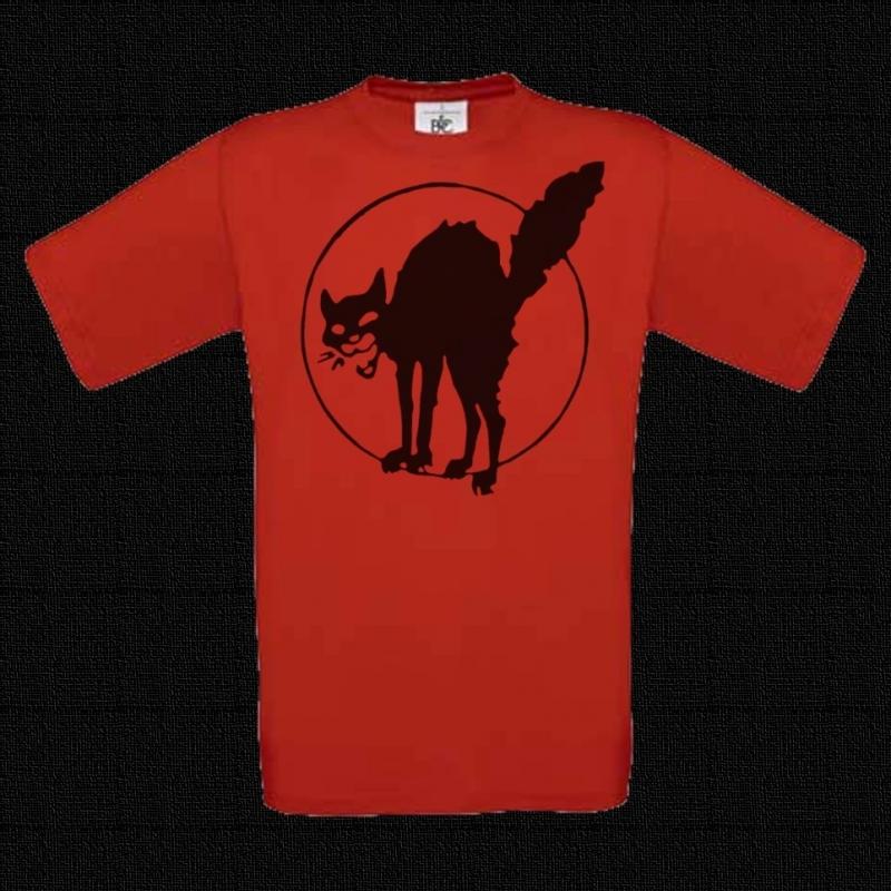 Seins Montrant Par T-shirt