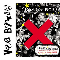 BERURIER NOIR Viva Bertaga 2xCD 1990