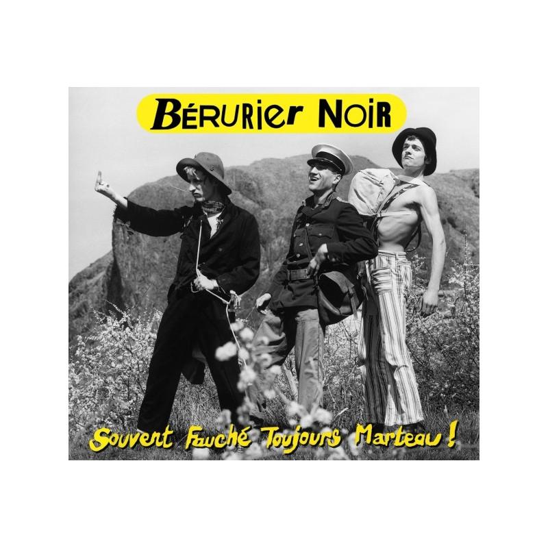 BERURIER NOIR Souvent Fauché Toujours Marteau ! LP Vinyle 2013 (1989)