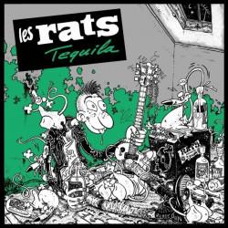 LES RATS Téquila CD