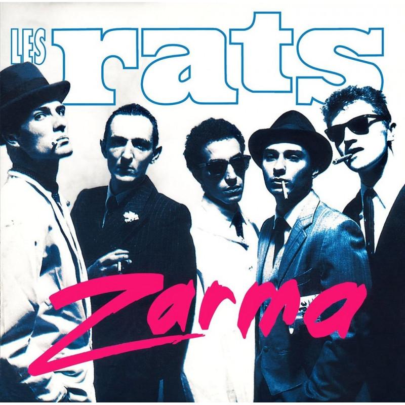 LES RATS Zarma & Craoued LP