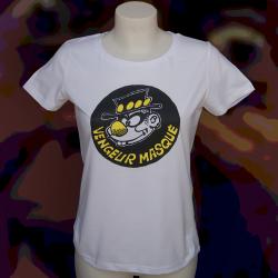 LUDWIG VON 88 Vengeur Masqué t-shirt femme