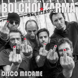 BOLCHOI KARMA EXPERIENCE Disco Madame CD 2018