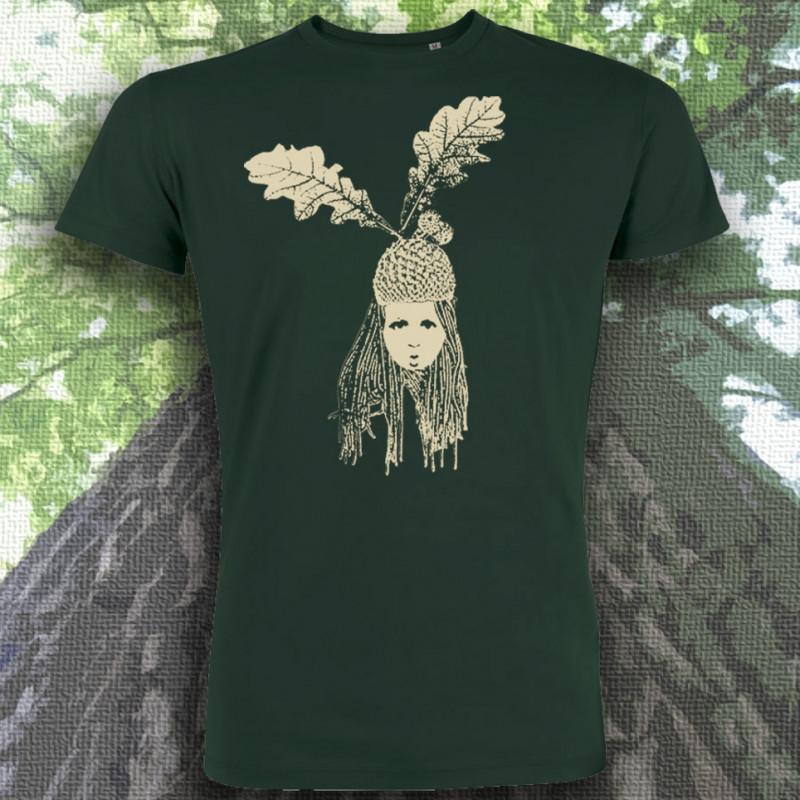 TÊTE DE GLAND tshirt masculin en coton bio-équitable