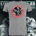 LUDWIG VON 88 Ce jour heureux... T-shirt masculin en coton bio-équitable