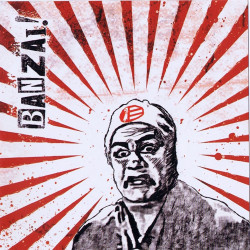 Banzaï - 2010 - S/T - CD punk rock oi