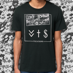 BINAMÉ Vocations  t-shirt masculin