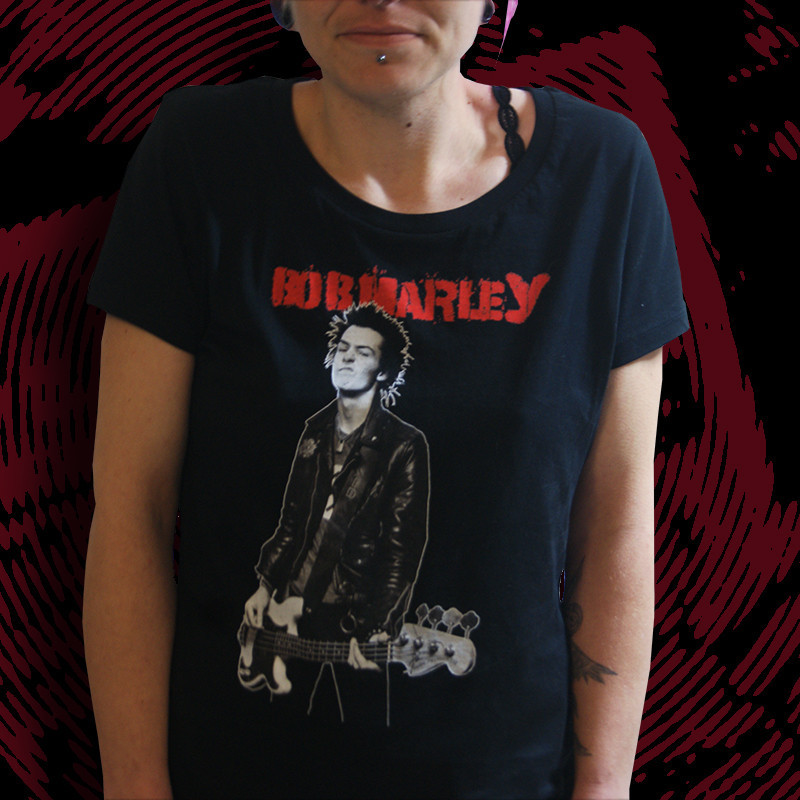 Sid Marley t-shirt femme