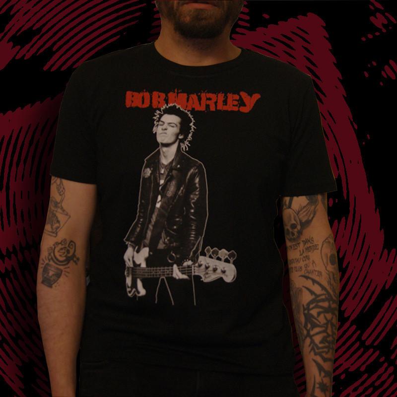 SID MARLEY t-shirt masculin en coton bio-équitable