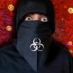BANDANA Biohazard