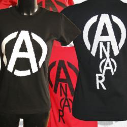 A & Anar, t-shirt femme