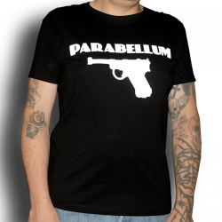 PARABELLUM t-shirt masculin en coton bio-equitable