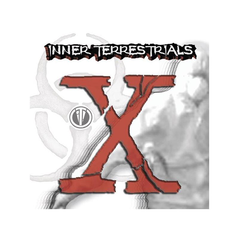 INNER TERRESTRIAL X lp vinyle