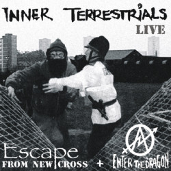 INNER TERRESTRIAL Live+ Enter the dragon CD 2009