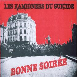 Les Kamioners du Suicide - pochette du 45T