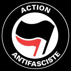 visuel Action Antifasciste