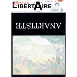 le monde libertaire du mois