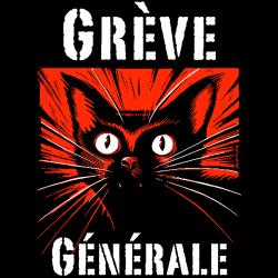 DROOKER Grève Générale