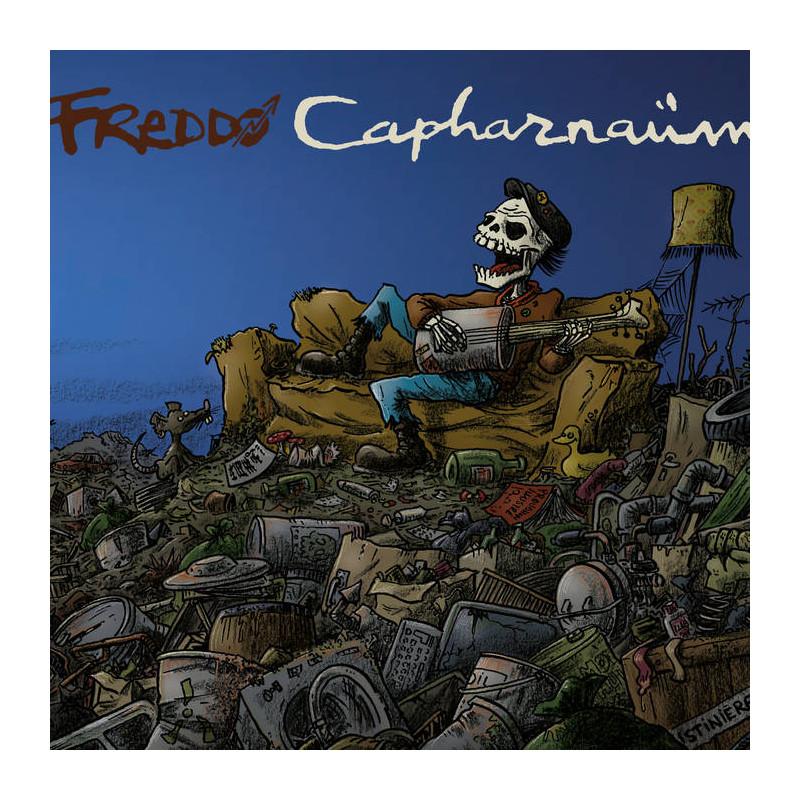 FredDO Capharnaum CD 2020Freddo Capharnaum