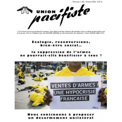 UNION PACIFISTE OCTOBRE...