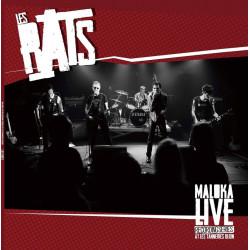 Les RATS Maloka live LP vinyle 2020