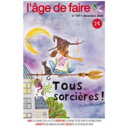 L'ÂGE DE FAIRE n°157 décembre 2020