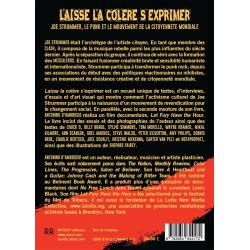 """LAISSE LA COLÈRE S'EXPRIMER """"Joe Strummer, le punk et le mouvement de la citoyenneté mondiale"""" de ANTONINO D'AMBROSIO"""