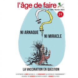 L'ÂGE DE FAIRE n°159...