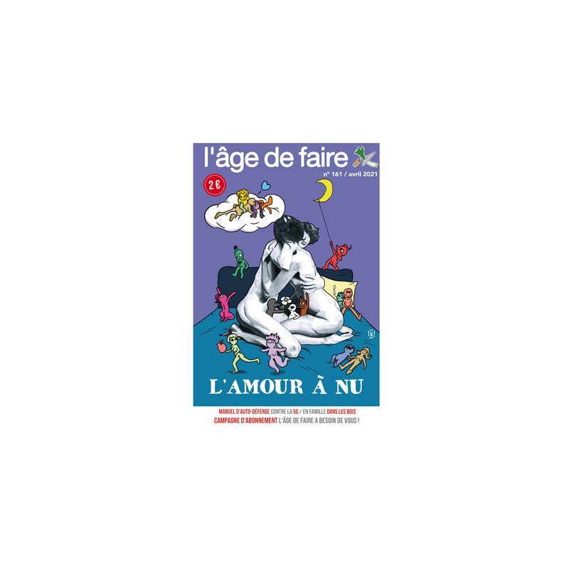 L'ÂGE DE FAIRE n°161 avril 2021