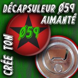 DECAPSULEUR AIMANTÉ Ø59mm
