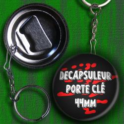DÉCAPSULEUR PORTE CLÉ Ø44mm