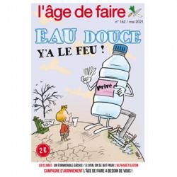 L'ÂGE DE FAIRE n°162 mai 2021