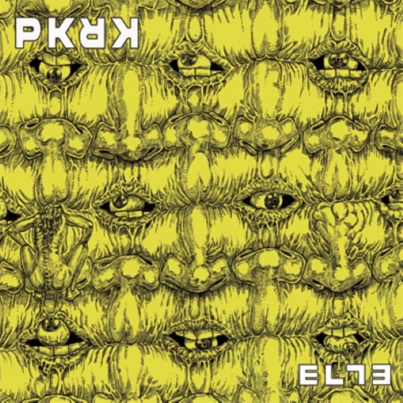 PKRK Elle LP vinyle 2021