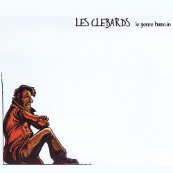 Les Clebards - Genre Humain - Pochette CD
