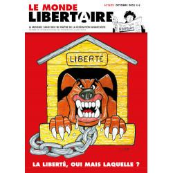 LE MONDE LIBERTAIRE N°18322 octobre 2021
