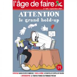 L'ÂGE DE FAIRE n°165...