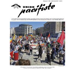 UNION PACIFISTE de Juillet...