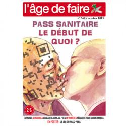 L'ÂGE DE FAIRE n°166...