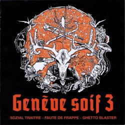 Geneve Soif 3 - Couverture