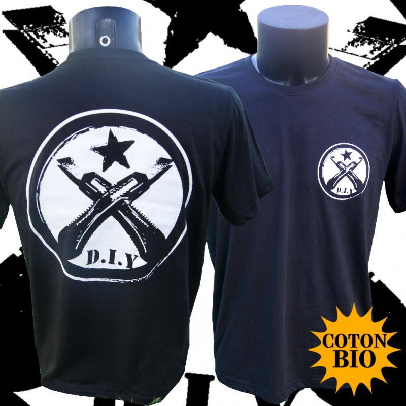 Diy - T-Shirt bio - Homme