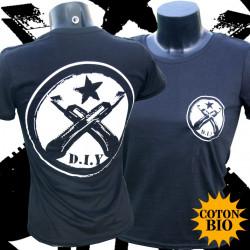 Diy - T-Shirt bio - Femme