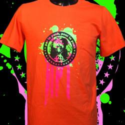 PPPP, t-shirt bio orange - Homme