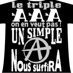 Triple A, visuel