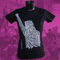 Jours de Mai, t-shirt femme