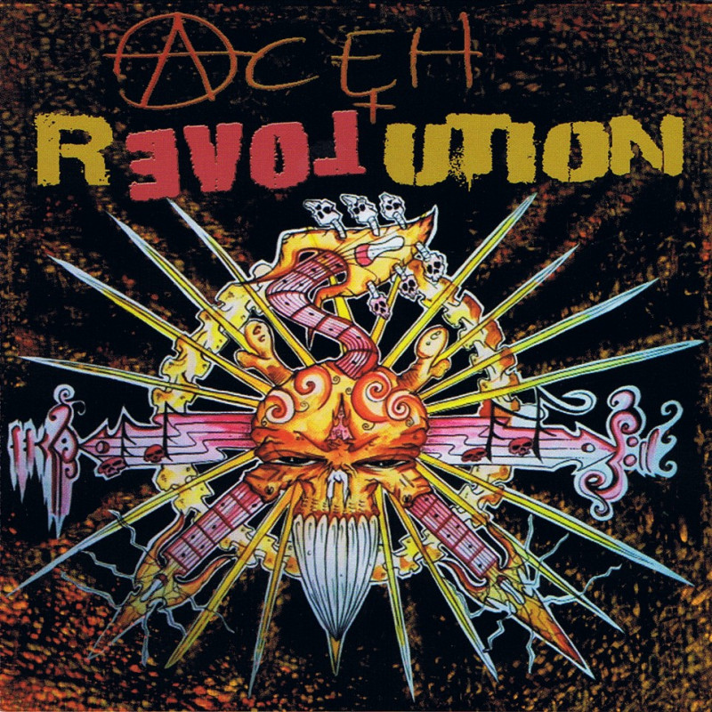 Aceh Revolution - pochette
