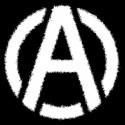 A & Anar, devant visuel noir