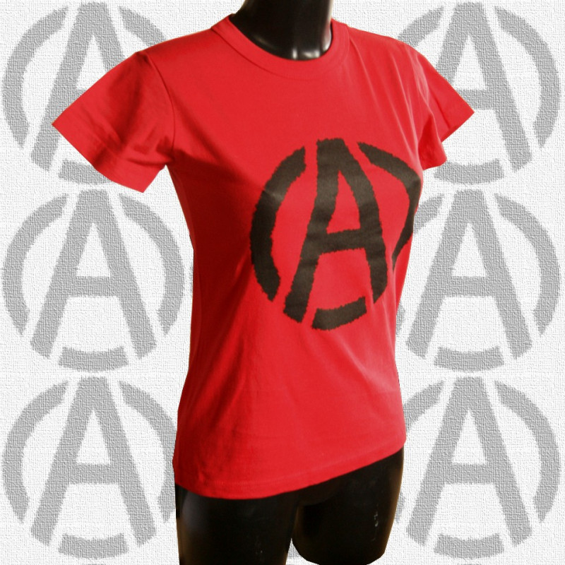 A & Anar, t-shirt femme devant