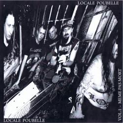 Locale Poubelle vs Ruptuur Split (Color EP 2012)